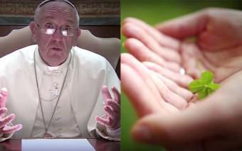 El Papa quiere que este mes recemos por nuestra «casa común». Él nos lo explica en su segundo video