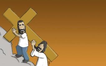 (Infografía) El Via Crucis y mi vida. 14 estaciones con Jesús
