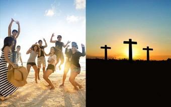 Quiero ir con mis amigos a la playa en Semana Santa… ¿está mal? @Padre_seba