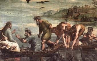 En la barca de Pedro falta alguien… Sin la presencia de Jesús no tenemos Iglesia (comentario al Evangelio)