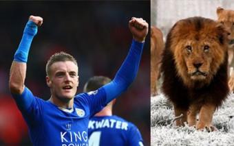 La humildad del Leicester City y el humor de Jamie Vardy en Twitter