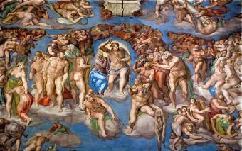 6 cosas sobre el juicio final que puedes aprender en la Capilla Sixtina