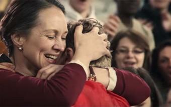 Para ser alguien fuerte, se necesita de alguien fuerte. ¡Gracias Mamá!