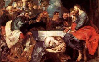 Hoy Jesús nos enseña lo que significa el verdadero perdón (comentario al Evangelio)