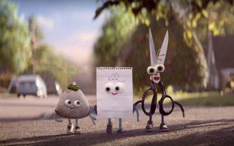 ¿Qué tiene que ver el bullying con el juego piedra, papel o tijera? ¡Una divertida lección!