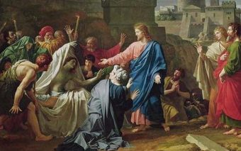 Hoy Jesús nos muestra su corazón humano y divino (comentario al Evangelio)
