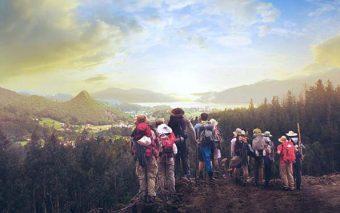 Una peregrinación que te cambiará. «Footprints» El camino de tu vida (Trailer 2016)