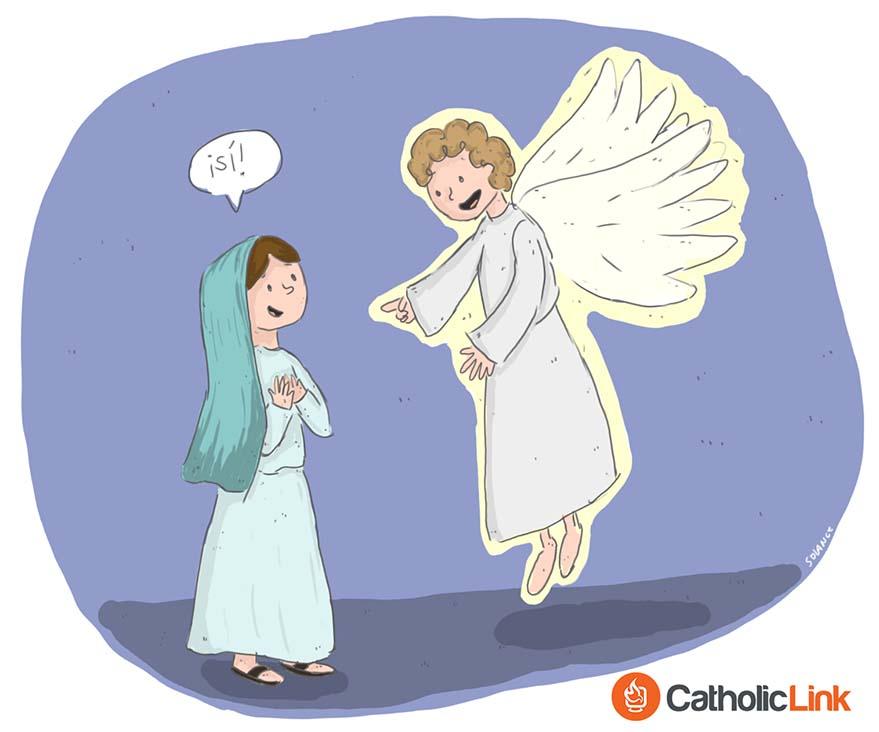 5 Lecciones De Feminismo Que Nos Da La Virgen Maria