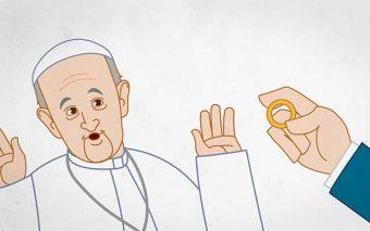 «Santo Padre, me quiero divorciar, ¿qué puedo hacer?» – Un minuto con Francisco