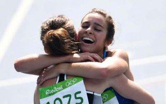 5 gestos de los Juegos Olímpicos que nos devuelven la esperanza en la humanidad