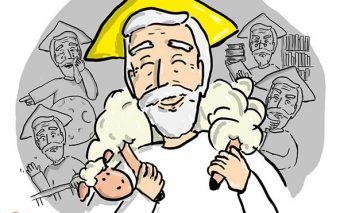 5 dioses con los que típicamente confundimos a Dios