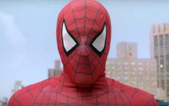 Un video en el que Spiderman nos enseña como comienza el cambio del mundo