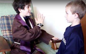 La confesión explicada por los niños (un video genial)