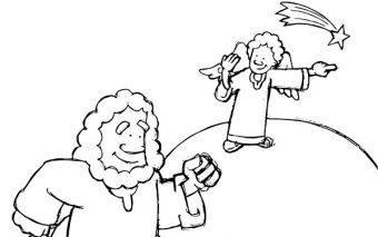 Las mejores caricaturas para que los niños coloreen en esta Navidad