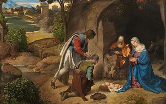 Las 10 pinturas más bellas sobre la Navidad