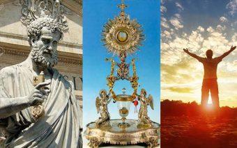 ¿Quién dijo que no hay suficientes motivos para creer? 7 razones que nos llevan a Dios
