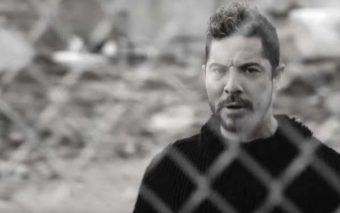 «Duele demasiado». El elocuente videoclip de David Bisbal sobre el sufrimiento de tantos inocentes