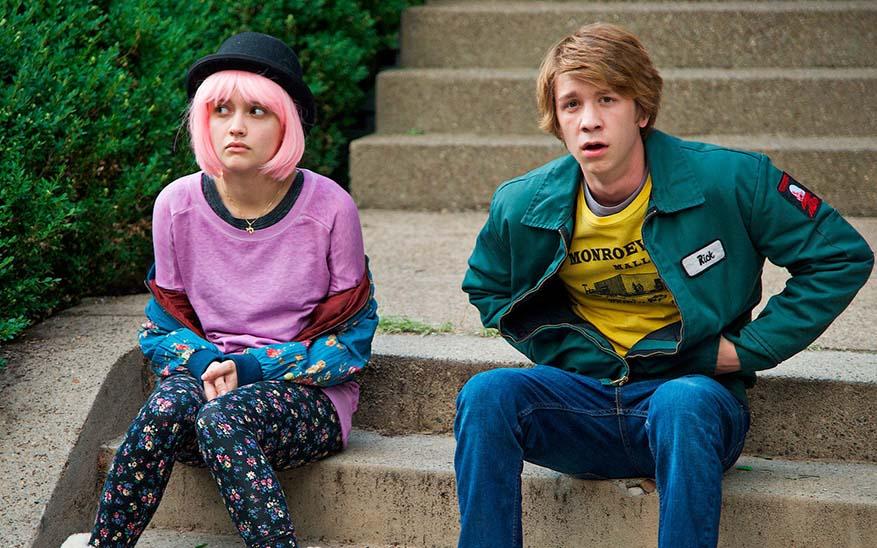 Dying, Película apostólica recomendada: «Me, Earl and the dying girl» (2015)