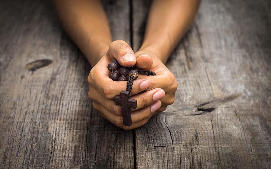 Rosario, Después de conocer estas 3 formas de usar tu rosario, no vas a querer soltarlo más