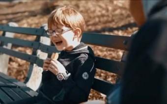 (Viral) ¿Alguna vez has comido pastelitos con Dios? Este tierno niño sí :)