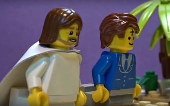 Estos Legos te explican en qué consiste la Cuaresma en 1 minuto