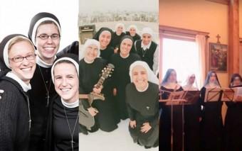 La misión de estas religiosas fue más allá de lo convencional: Lo de ellas es el ''rock''