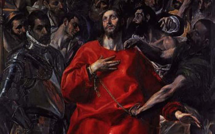 Obras de arte, El camino hacia la cruz acompañado por 15 hermosas pinturas