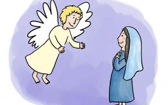 ¿Cómo se reza el Ángelus? Guía visual, paso por paso