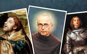 (Infografía) 15 mártires que supieron cargar la Cruz con Cristo
