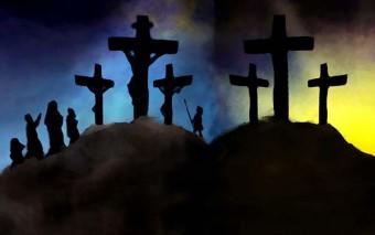 Toda vida es una Semana Santa, con entradas triunfantes, cruces y Resurrección