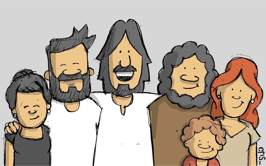 Emaús, Mi camino pascual junto a los discípulos de Emaús