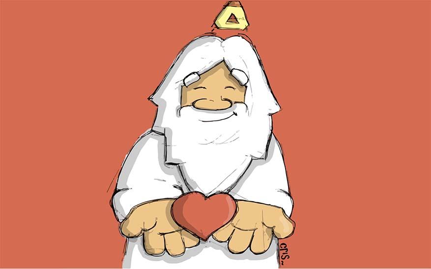 Matrimonio Catolico Dibujo : Conoces los frutos del espíritu santo? te los explicamos con imágenes
