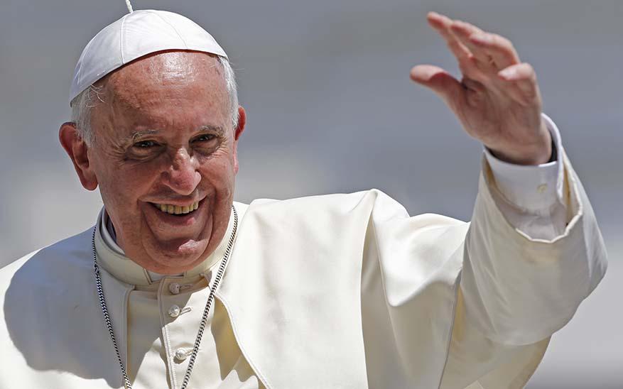 Iglesia católica, ¿Sabes por qué la Iglesia es católica, apostólica y romana? El Papa Francisco te lo explica