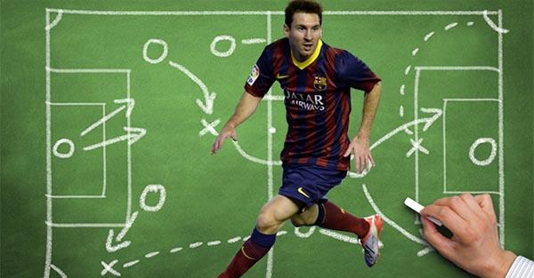 Messi, ¿Qué tiene que ver el juego de Messi con la vida cristiana? (¡Video sensacional!)
