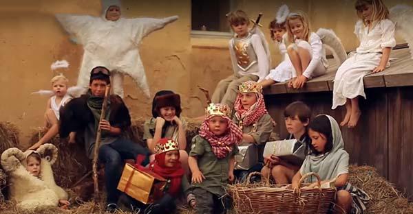 , Una historia de Navidad. El mejor video para sensibilizar tu corazón en Adviento