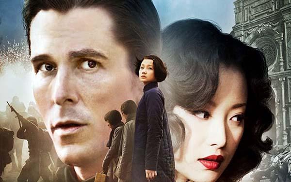Las flores de la guerra, christián bale, película recomendada, flowers of war, Película apostólica recomendada: «Las flores de la guerra» (2011)