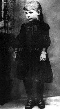St Gemma Galgani Child