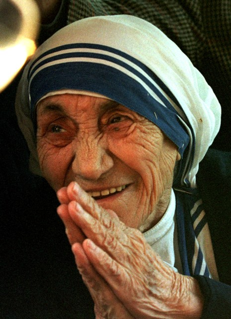 bl. Mother Theresa adult