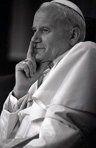 st. Karol Wojtyla