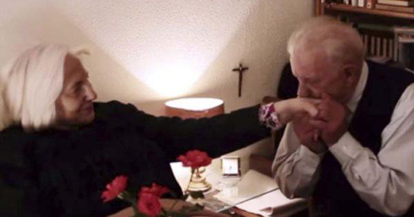amor secreto del matrimonio