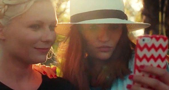 selfie Kristen