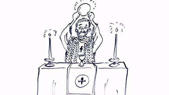 animacion misa