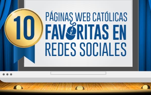 Las 10 p ginas cat licas favoritas en las redes sociales for Paginas de espectaculos argentina