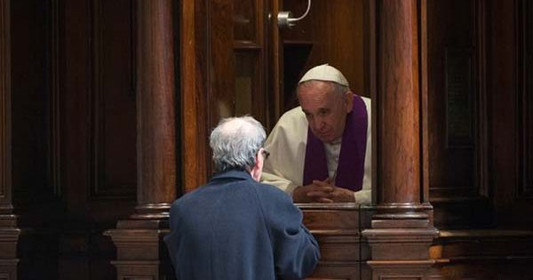 confesion papa wp