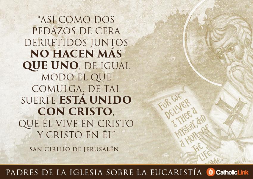 10 Frases Sobre El Amor A La Eucaristia