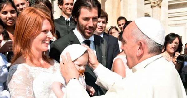 6 consejos del Papa Francisco para poner a las familias en acción