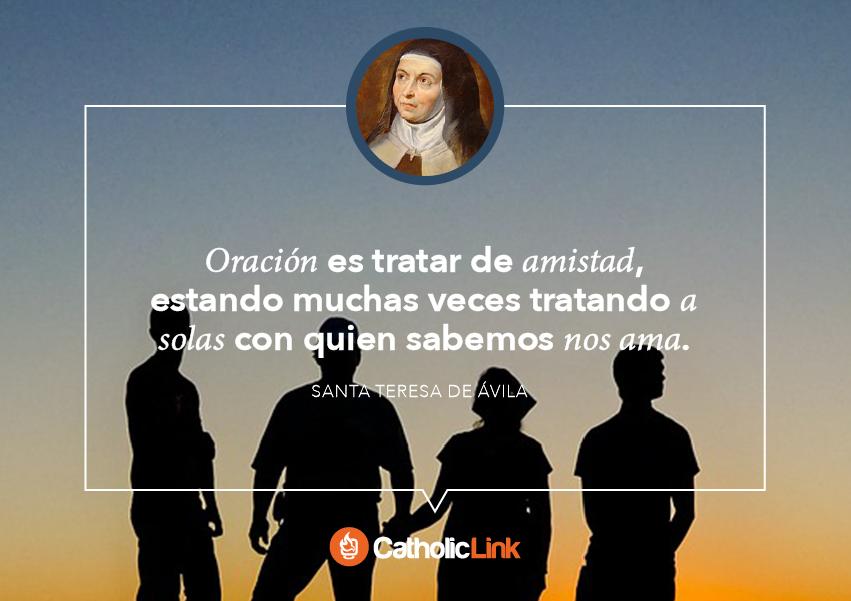Galería Frases De Papas Y Santos Sobre La Oración Catholic Link