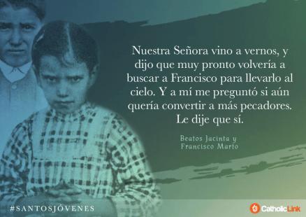 Santos Jovenes Hor 13