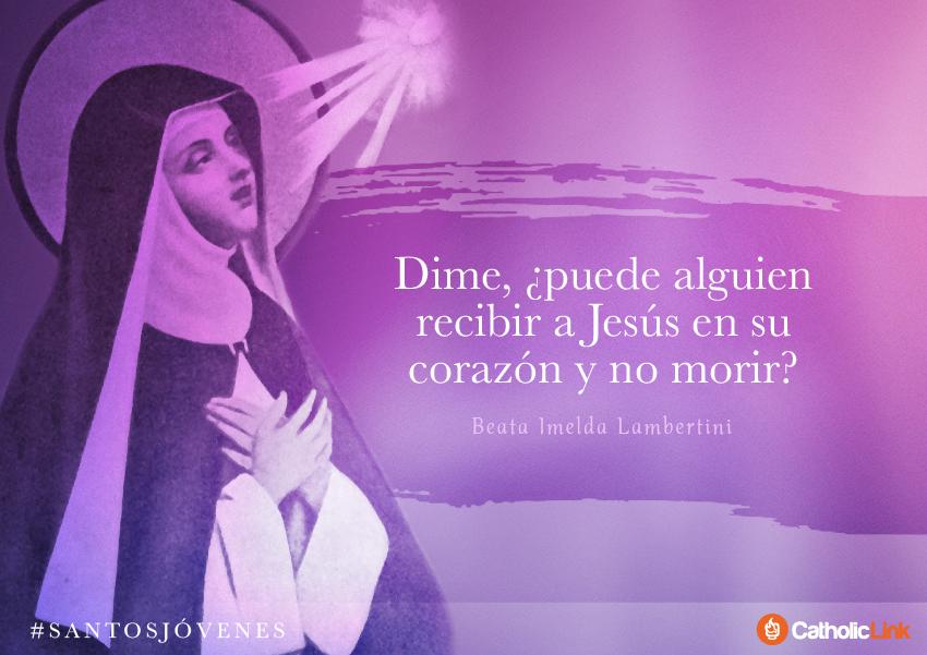 Santidad En La Juventud 10 Frases De Santos Jóvenes
