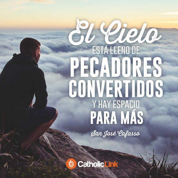 El Cielo está lleno de pecadores convertidos | San José Cafasso